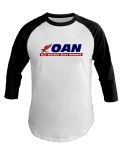 Mike Gundy Oan T Shirt Baseball Tee thumbnail