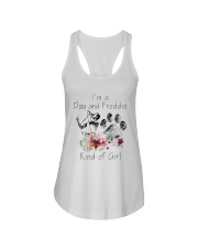 Im A Dog And Freddie Kind Of Girl Shirt Ladies Flowy Tank thumbnail