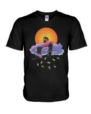 J Cole On Cloud Shirt V-Neck T-Shirt thumbnail