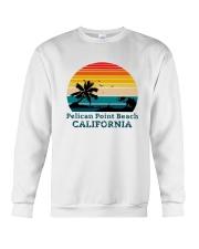 Vintage Pelican Point Beach California Shirt Crewneck Sweatshirt thumbnail