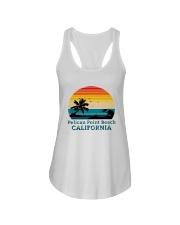 Vintage Pelican Point Beach California Shirt Ladies Flowy Tank thumbnail