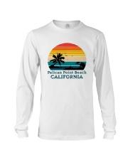 Vintage Pelican Point Beach California Shirt Long Sleeve Tee thumbnail