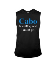 Cabo Is Calling And I Must Go Shirt Sleeveless Tee thumbnail