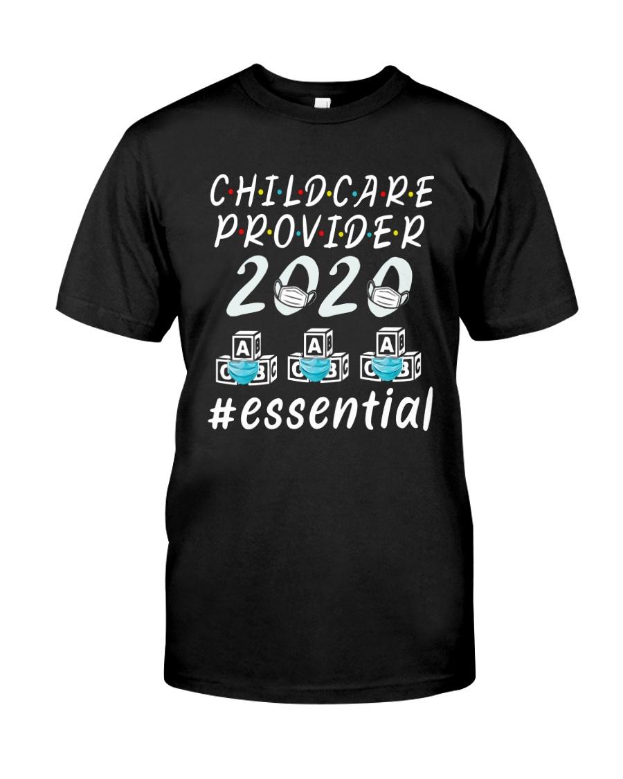 Child Care Provider 2020 Essential Shirt Premium Fit Mens Tee