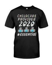 Child Care Provider 2020 Essential Shirt Premium Fit Mens Tee front