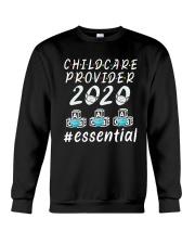 Child Care Provider 2020 Essential Shirt Crewneck Sweatshirt thumbnail