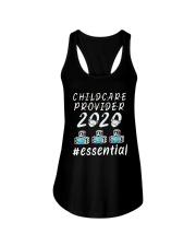 Child Care Provider 2020 Essential Shirt Ladies Flowy Tank thumbnail