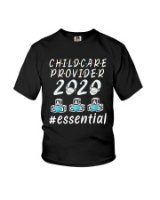 Child Care Provider 2020 Essential Shirt Youth T-Shirt thumbnail