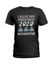 Child Care Provider 2020 Essential Shirt Ladies T-Shirt thumbnail
