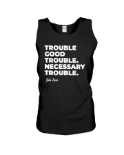 Good Trouble John Lewis T Shirt Unisex Tank thumbnail