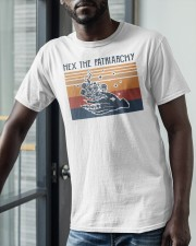 Vintage Hex The Patriarchy Shirt Classic T-Shirt apparel-classic-tshirt-lifestyle-front-39