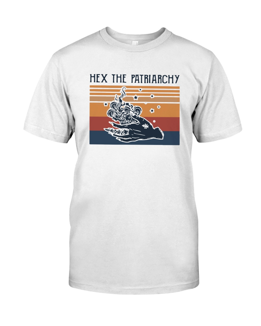 Vintage Hex The Patriarchy Shirt Classic T-Shirt