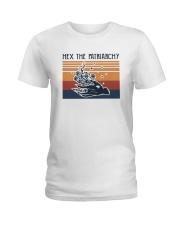 Vintage Hex The Patriarchy Shirt Ladies T-Shirt thumbnail
