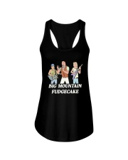 Big Mountain Fudgecake Shirt Ladies Flowy Tank thumbnail