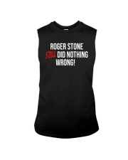 John Cardillo Roger Stone Still Did Nothing Shirt Sleeveless Tee thumbnail