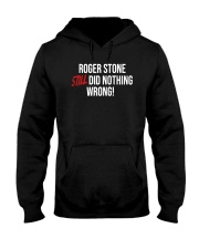 John Cardillo Roger Stone Still Did Nothing Shirt Hooded Sweatshirt thumbnail