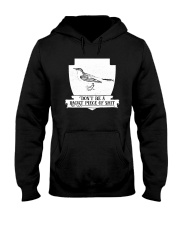Dont Be A Racist Piece Of Shit Shirt Hooded Sweatshirt thumbnail