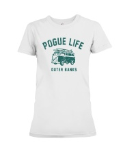 Pogue Life Outer Banks Shirt Premium Fit Ladies Tee thumbnail