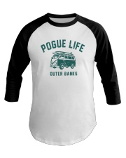 Pogue Life Outer Banks Shirt Baseball Tee thumbnail