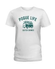 Pogue Life Outer Banks Shirt Ladies T-Shirt thumbnail