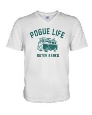 Pogue Life Outer Banks Shirt V-Neck T-Shirt thumbnail
