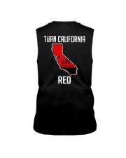 Turn California Red Shirt Sleeveless Tee thumbnail