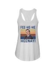 Vintage Fee He He Heenay Shirt Ladies Flowy Tank thumbnail