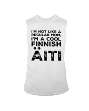Im Not Like A Regular Mom Im A Cool Finnish Shirt Sleeveless Tee thumbnail