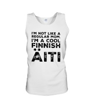 Im Not Like A Regular Mom Im A Cool Finnish Shirt Unisex Tank thumbnail