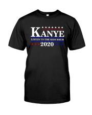 Kanye 2020 Shirt Classic T-Shirt front