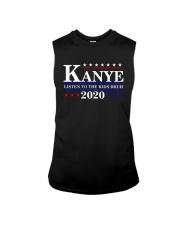 Kanye 2020 Shirt Sleeveless Tee thumbnail