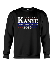 Kanye 2020 Shirt Crewneck Sweatshirt thumbnail