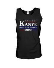 Kanye 2020 Shirt Unisex Tank thumbnail