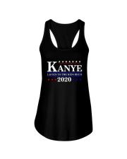 Kanye 2020 Shirt Ladies Flowy Tank thumbnail