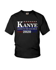 Kanye 2020 Shirt Youth T-Shirt thumbnail