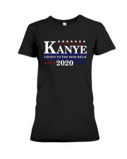 Kanye 2020 Shirt Premium Fit Ladies Tee thumbnail