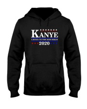 Kanye 2020 Shirt Hooded Sweatshirt thumbnail