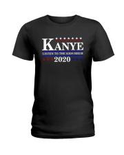 Kanye 2020 Shirt Ladies T-Shirt thumbnail