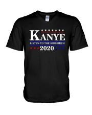 Kanye 2020 Shirt V-Neck T-Shirt thumbnail