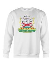 Just A Mama Raising Her Wild Thornberrys Shirt Crewneck Sweatshirt thumbnail