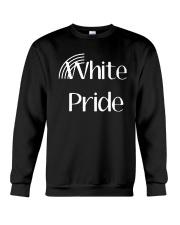 Hilary Sargent White Pride Shirt Crewneck Sweatshirt thumbnail