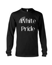 Hilary Sargent White Pride Shirt Long Sleeve Tee thumbnail