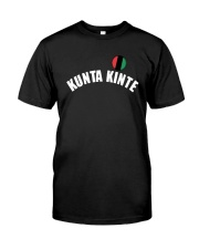 Kunta Kinte Colin Kaepernick Shirt Premium Fit Mens Tee front