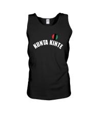 Kunta Kinte Colin Kaepernick Shirt Unisex Tank thumbnail