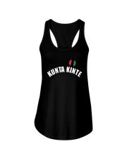 Kunta Kinte Colin Kaepernick Shirt Ladies Flowy Tank thumbnail