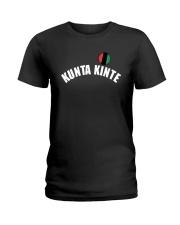 Kunta Kinte Colin Kaepernick Shirt Ladies T-Shirt thumbnail