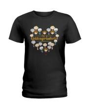 I'm A Goldengirlsaholic Shirt Ladies T-Shirt thumbnail