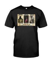 Vietnam Veteran We Were The Best America Had Shirt Classic T-Shirt front