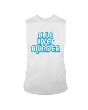 Blue Lives Murder Shirt Sleeveless Tee thumbnail