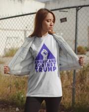 Americans Against Trump Shirt Classic T-Shirt apparel-classic-tshirt-lifestyle-07